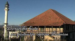 Bosanske kuće na području općine Živinice III