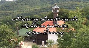 Najstariji islamski vjerski objekti na području općine Živinice
