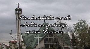 Rimokatolički vjerski objekti na području općine Živinice