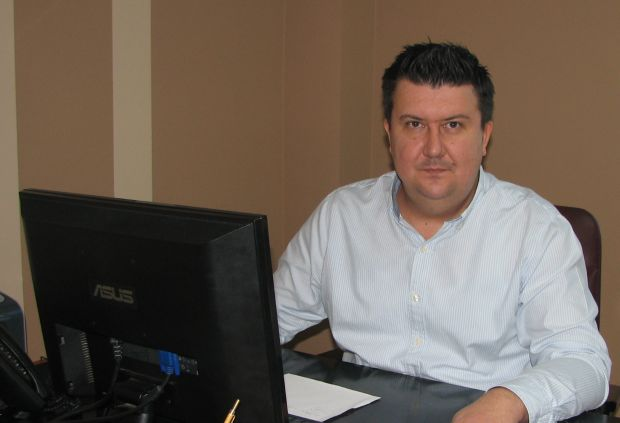 Direktor Emir Zoletić
